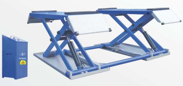 剪式液压举升机——QJY-S2