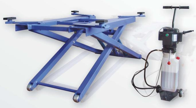 剪式液压举升机——QJY-S3