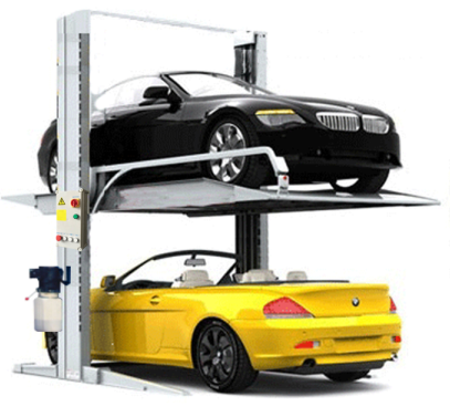 Four Post Hydraulic Car Parking Lift——4QJY3.0-T