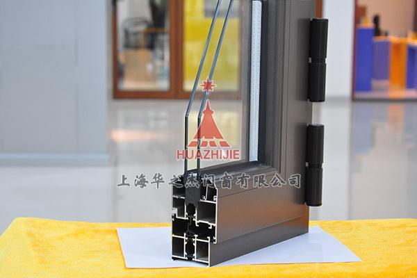 ES隔热断桥铝门窗系统