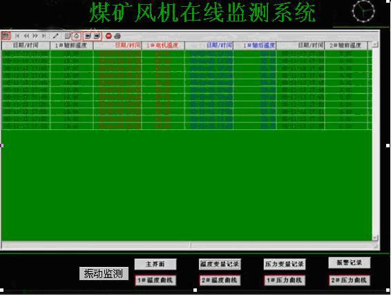 MKS-2000煤礦風機在線監測系統