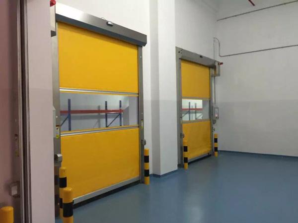 安全可靠工业卷帘门