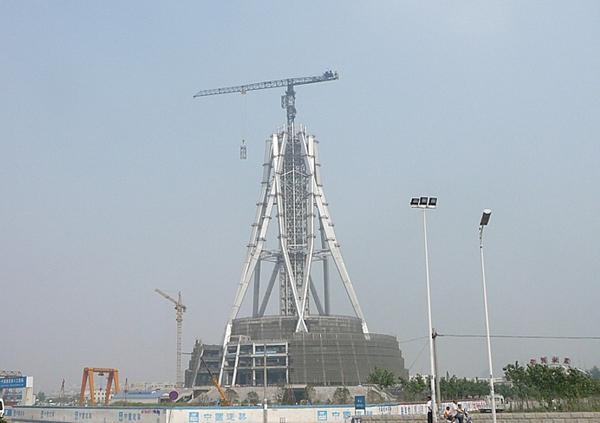 河南广播电视发射塔工程