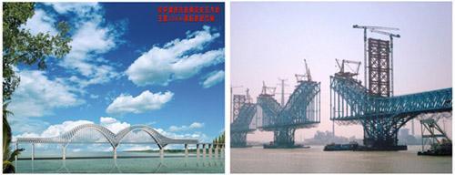 京沪高速大胜关铁路桥