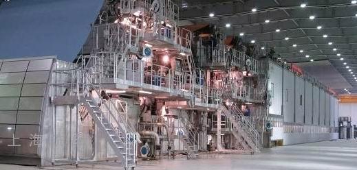 工业事业部造纸部