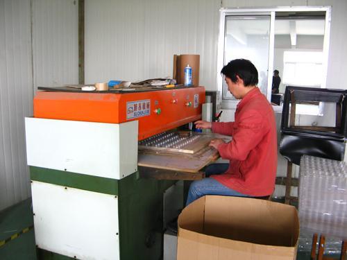 吸塑包裝工藝設備