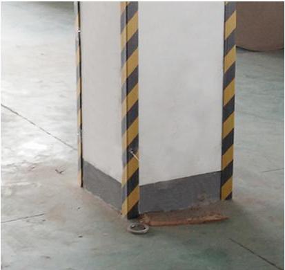 建筑裝飾防撞警示防水護角