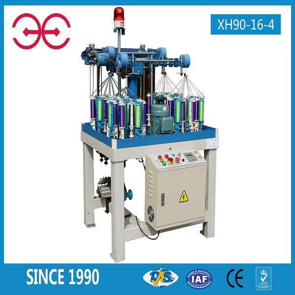 XH90系列圆绳高速编织机