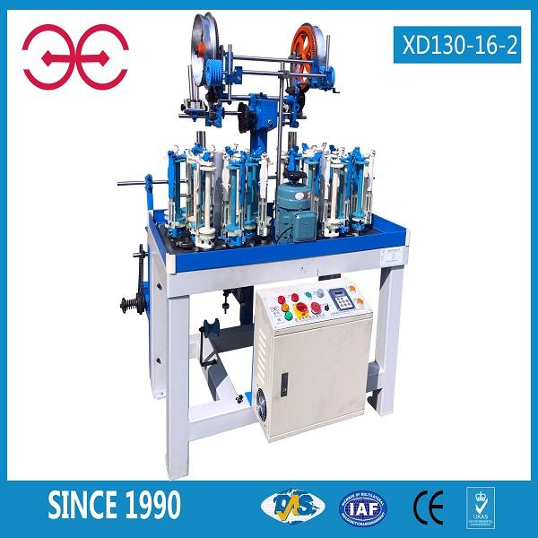 XD130系列圓繩高速編織機