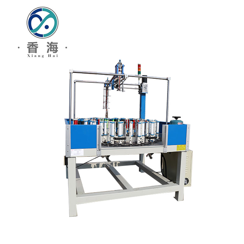 FX90 Series High Speed Fancy Braiding Machine