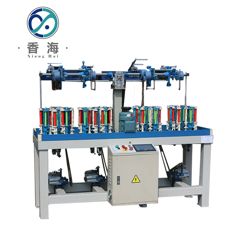 XH90 Series High Speed Round Rope Braiding Machine
