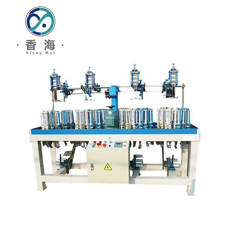 XH80 Series High Speed Flat Rope Braiding Machine