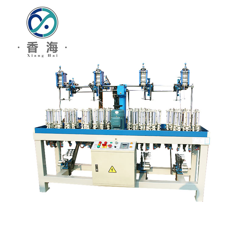 XH90 Series High Speed Flat Belt Braiding Machine