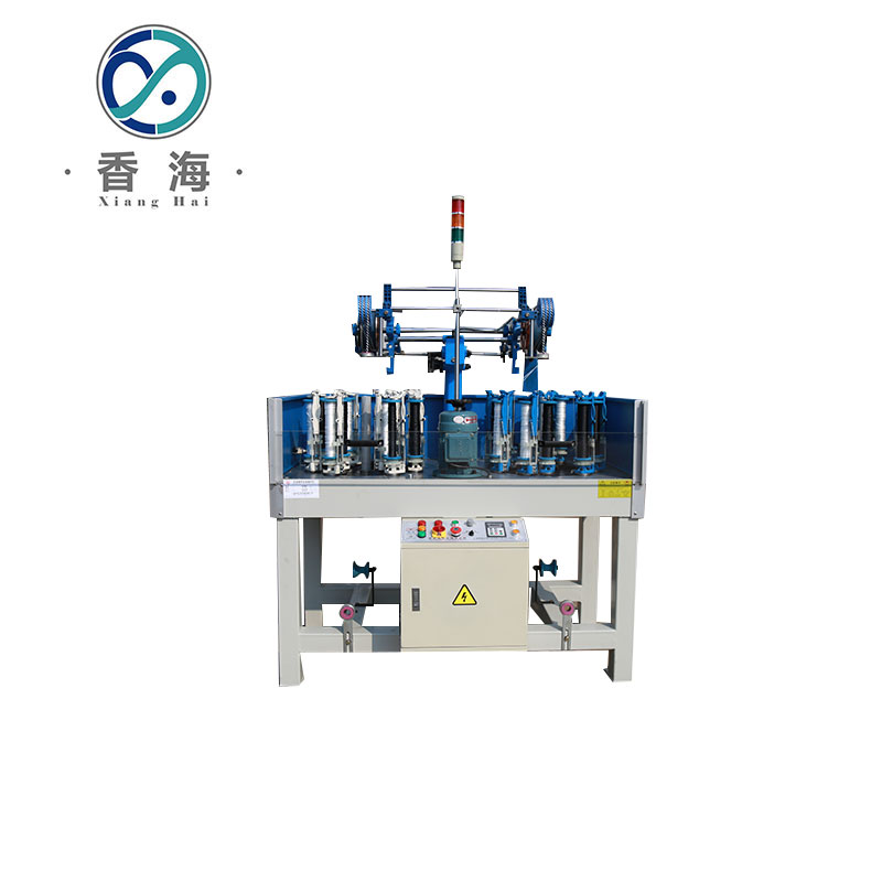TS Series High Speed Solid Rope Braiding Machine