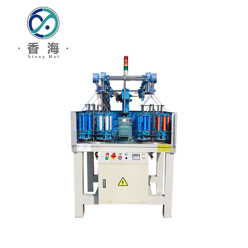 TB Series High Speed Twisted Rope Braiding Machine