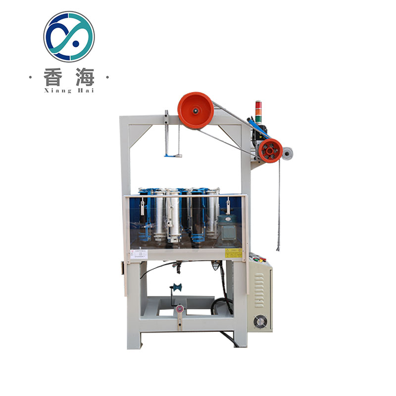 GX180 Series High Speed Rope Braiding Machine