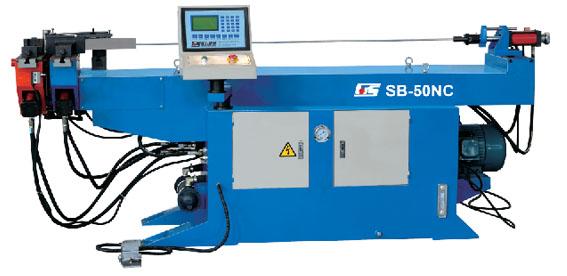 sb-50nc单头液压弯管机