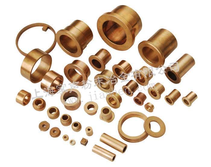 铜基含油轴承