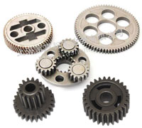 The transmission gear