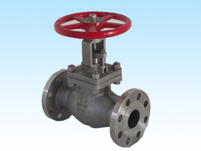 ASME B16.34 globe valve