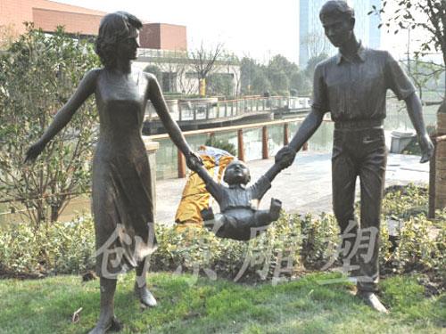 铸铜雕塑2-