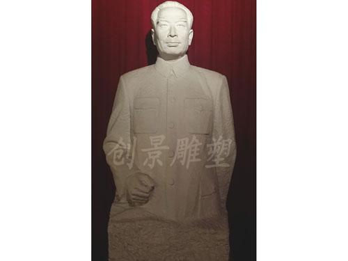 名人雕塑-