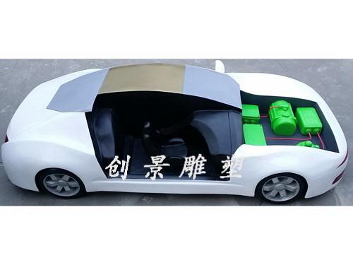 龙泉市科技陈列馆电动车模