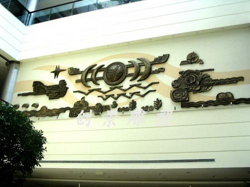 上海海关大厦浮雕