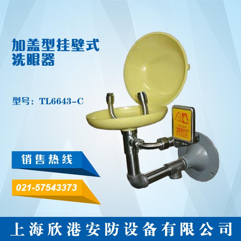 TL 6643-C加盖型挂壁式洗眼器