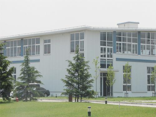 新型轻钢结构厂房