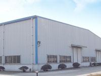 大型轻钢结构厂房
