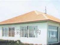 上海鑫杰彩钢结构有限公司办公室