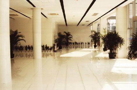 上海飞机研究所大厅