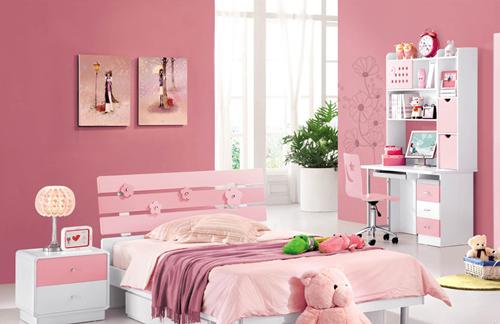 """""""浓妆艳抹""""的儿童家具,甲醛含量或更高"""