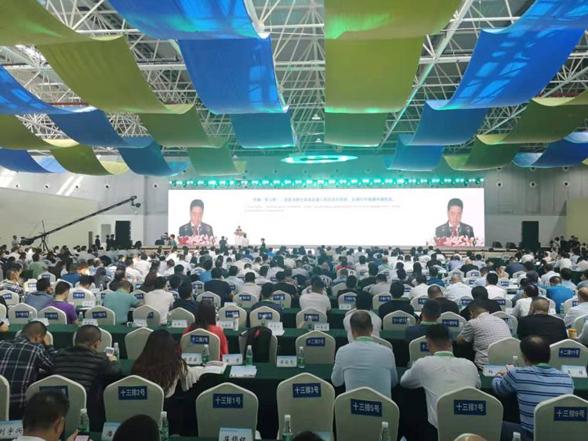 上海亚搏体育app官网赴宿迁参加第9届绿洽会
