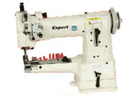 GC2602单针筒式综合送料皮革缝纫机