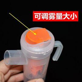 生产批发儿童医用雾化面罩 一次性使用无菌雾化杯 一次性雾化管