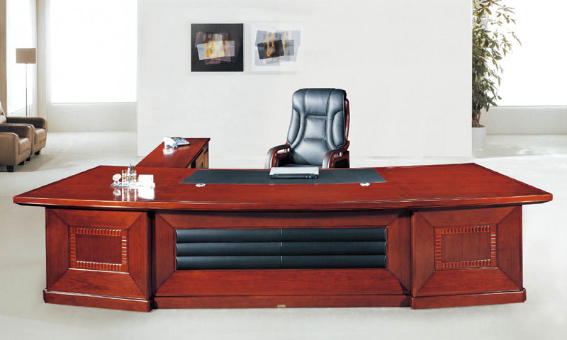 N8001 大班桌 3500X1150X760