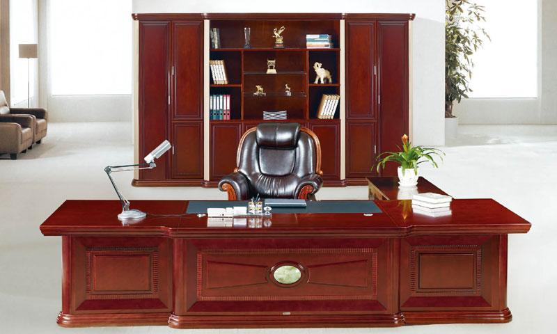 N8002 大班桌 3500X1150X760