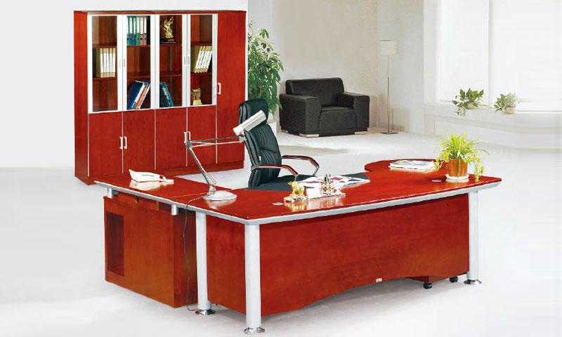 N8028 办公桌 2400X1100X760
