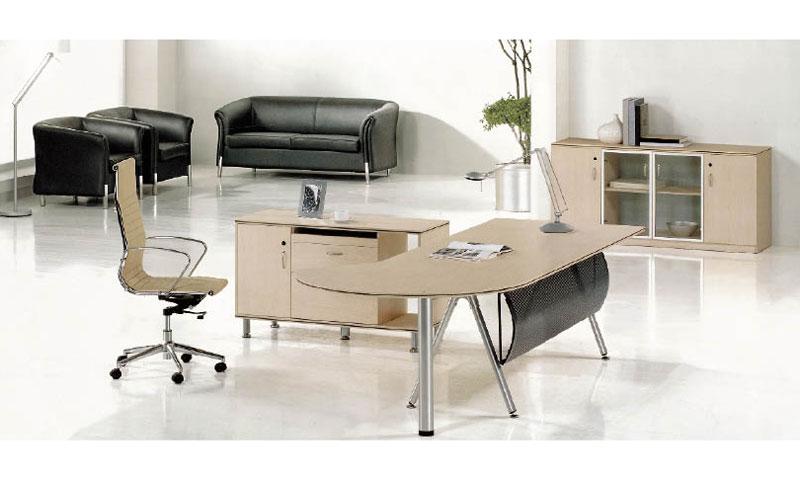 N8088 办公桌 2400X1000X760