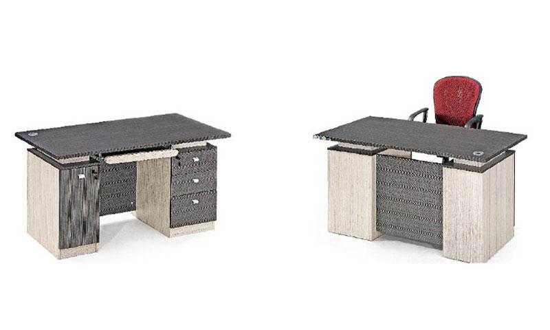 N8096 办公桌 1500X750X760