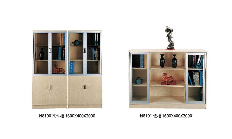 N8100  文件柜 1600X400X2000