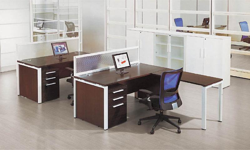 N8108 办公桌 1600X750X760