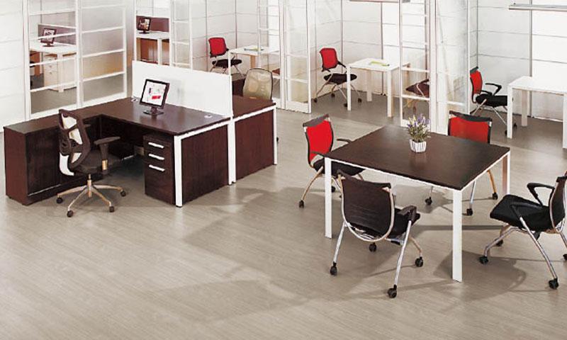 N8109 办公桌 1800X750X760