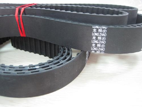 橡胶模数带