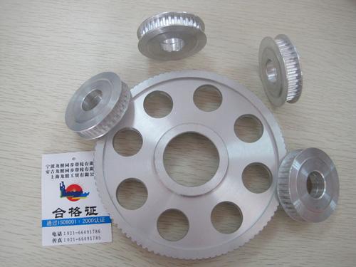 铝合金带轮