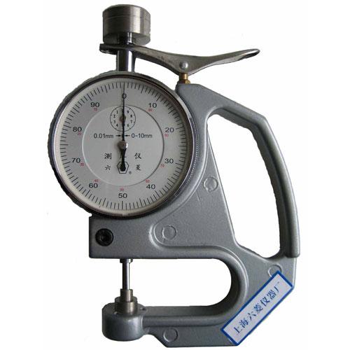 CH-10-A手式百分测厚仪