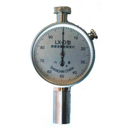 LX-D高硬度橡胶硬度计单表