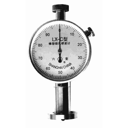 LX―C型橡胶微孔材料硬度计单表